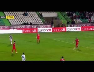 Taça CTT: V. Setúbal 2 - 2 Benfica (2017-2018)