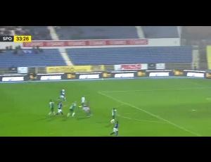 Taça CTT: Belenenses 1 - 1 Sporting (2017-2018)