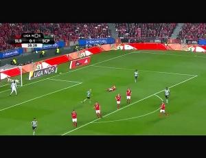 Liga NOS: Benfica 1 - 1 Sporting (2017-2018)