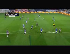 Liga NOS: Portimonense 0 - 0 Belenenses (2017-2018)