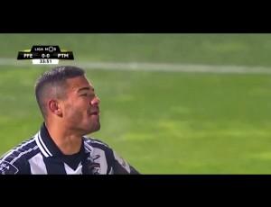 Liga NOS: Paços Ferreira 1 - 1 Portimonense (2017-2018)
