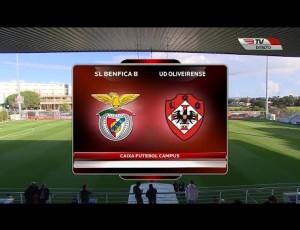 Ledman Ligapro: Benfica 3 - 2 Oliveirense (2017-2018)