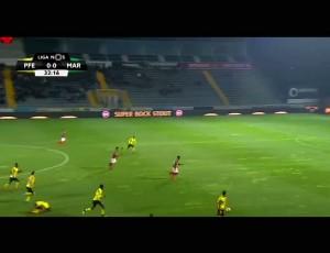 Liga NOS: Paços Ferreira 0 - 0 Marítimo (2017-2018)