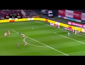 Liga NOS: Sp. Braga 1 - 3 Benfica (2017-2018)