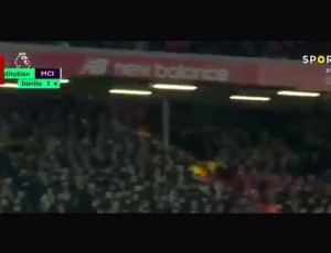 Premier League: Liverpool 4 - 3 Man City (2017-2018)