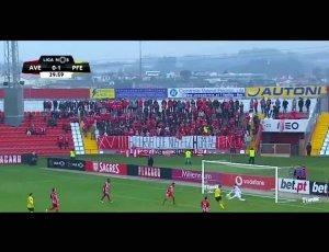 Liga NOS: Desp. Aves 0 - 2 Paços Ferreira (2017-2018)