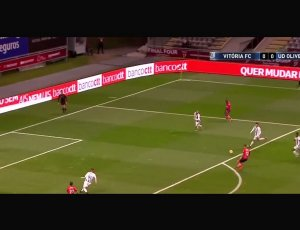 Taça CTT: V. Setúbal 2 - 0 Oliveirense (2017-2018)