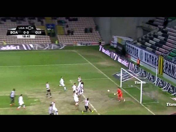Liga NOS: Boavista 1 - 0 V. Guimarães (2017-2018)