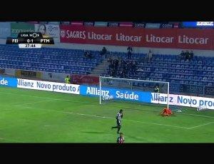 Liga NOS: Feirense 1 - 3 Portimonense (2017-2018)