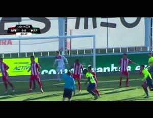 Liga NOS: Desp. Aves 0 - 0 Marítimo (2017-2018)
