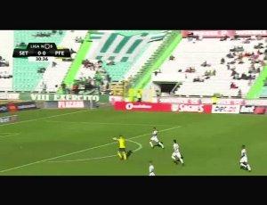 Liga NOS: V. Setúbal 1 - 0 Paços Ferreira (2017-2018)