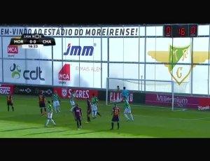 Liga NOS: Moreirense 0 - 1 Desp. Chaves (2017-2018)