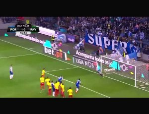 Liga NOS: FC Porto 5 - 0 Rio Ave (2017-2018)