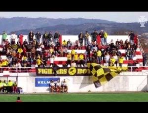 Campeonato de Portugal : AD Oliveirense 1 - 0 Fafe (2017-2018)