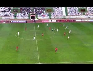 Campeonato de Portugal : U. Leiria 2 - 0 Oleiros (2017-2018)