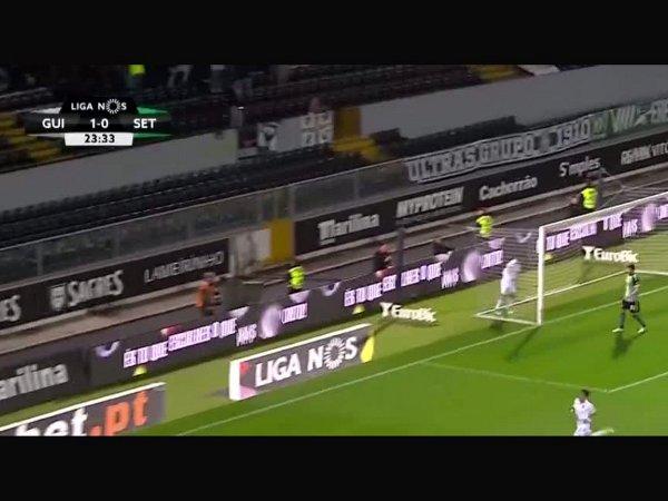 Liga NOS: V. Guimarães 1 - 1 V. Setúbal (2017-2018)