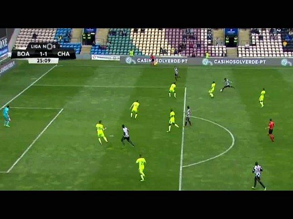 Liga NOS: Boavista 3 - 3 Desp. Chaves (2017-2018)