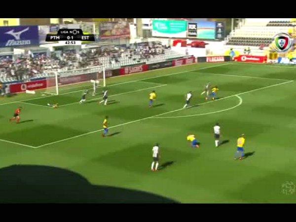 Liga NOS: Portimonense 0 - 1 Estoril (2017-2018)