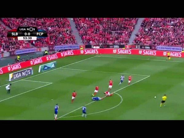 Liga NOS: Benfica 0 - 1 FC Porto (2017-2018)
