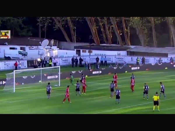 Taça de Portugal Placard: Caldas 1 - 2 a.p Desp. Aves (2017-2018)