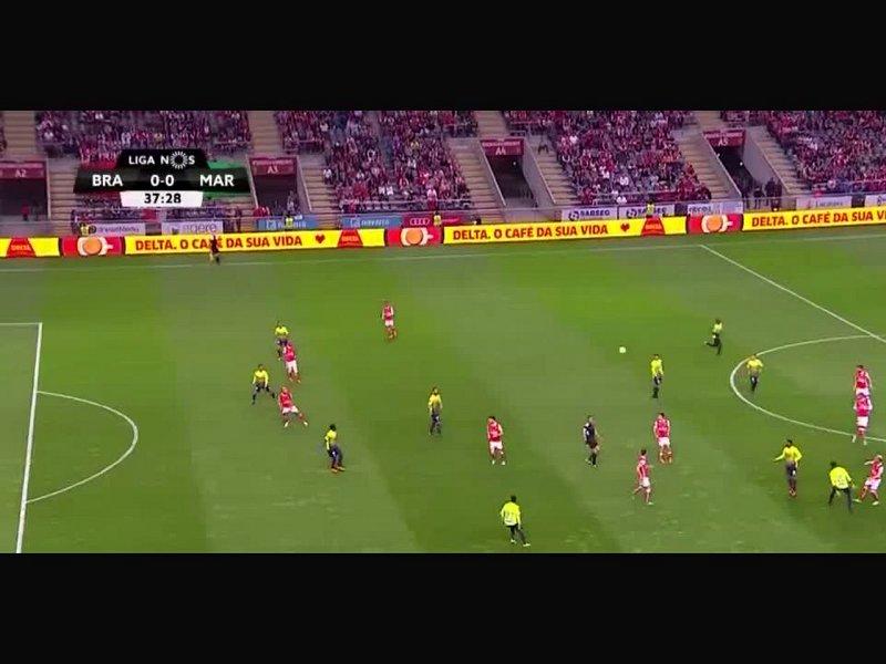 Liga NOS: Sp. Braga 2 - 0 Marítimo (2017-2018)