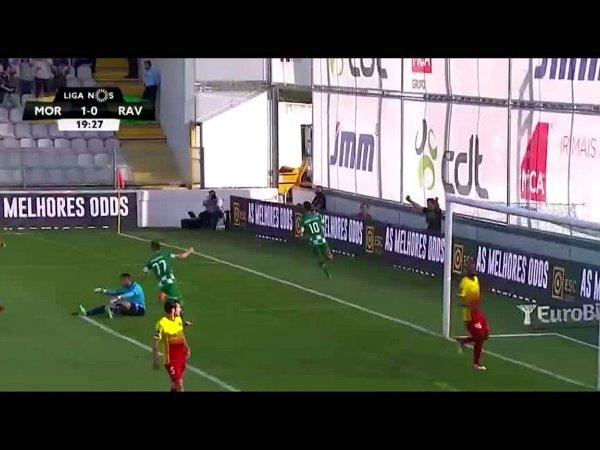 Liga NOS: Moreirense 2 - 1 Rio Ave (2017-2018)