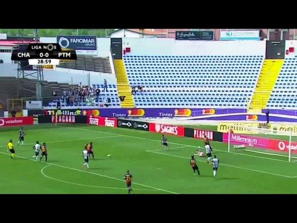 Liga NOS: Desp. Chaves 2 - 1 Portimonense (2017-2018)