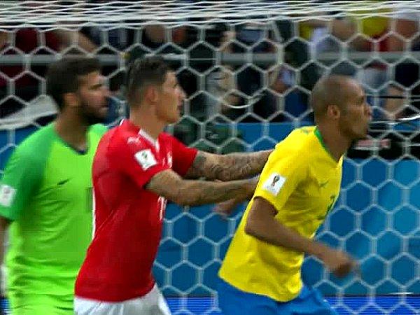 Mundial: Brasil 1 - 1 Suíça (2018)