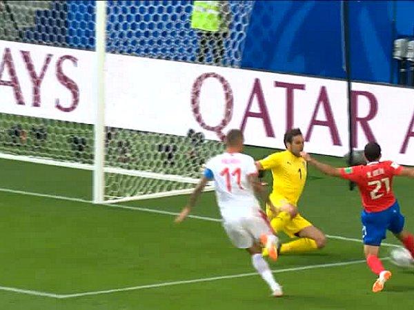 Mundial: Costa Rica 0 - 1 Sérvia (2018)
