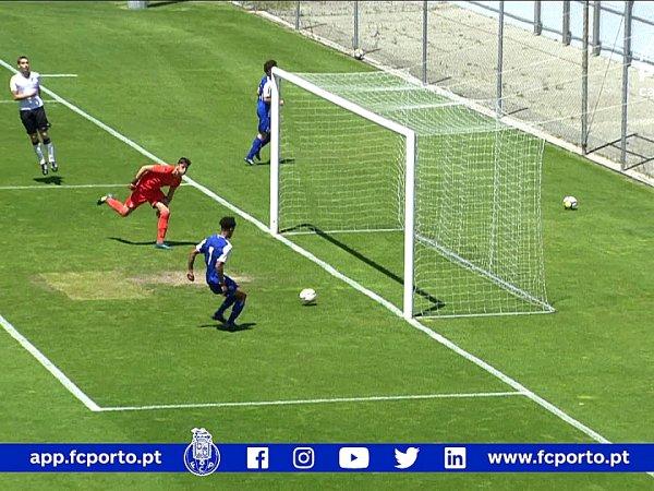 Juniores B S17: FC Porto 2 - 0 V. Guimarães (2017-2018)