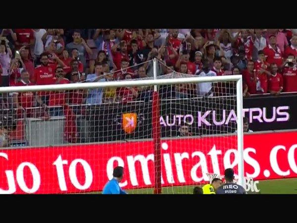 Liga NOS: Benfica 3 - 2 V. Guimarães (2018-2019)