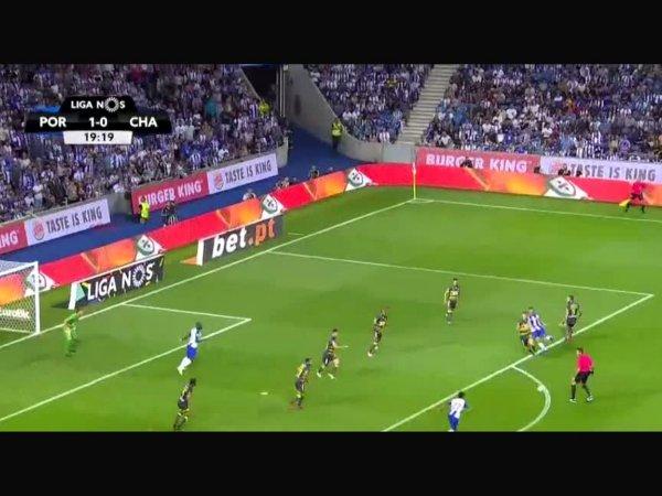 Liga NOS: FC Porto 5 - 0 Desp. Chaves (2018-2019)