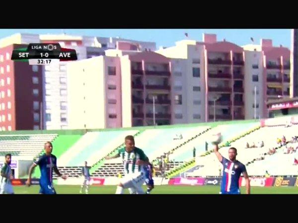 Liga NOS: V. Setúbal 2 - 0 Desp. Aves (2018-2019)