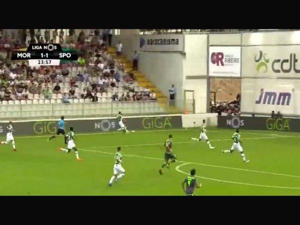 Liga NOS: Moreirense 1 - 3 Sporting (2018-2019)