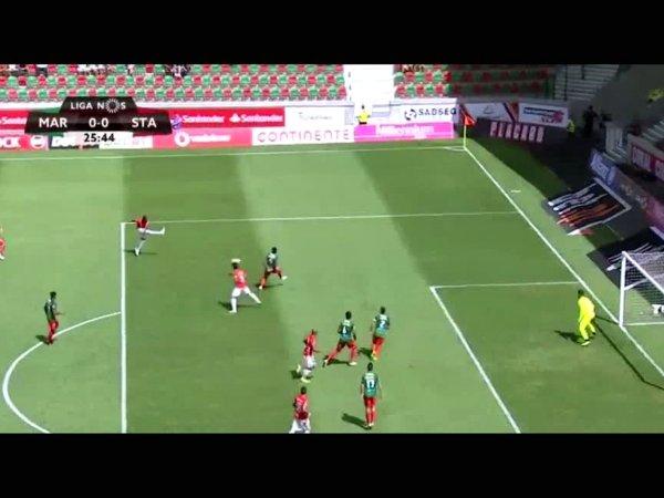 Liga NOS: Marítimo 1 - 0 Santa Clara (2018-2019)