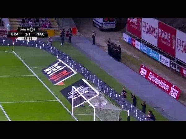 Liga NOS: Sp. Braga 4 - 2 Nacional (2018-2019)