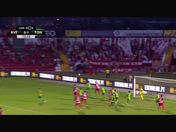 Liga NOS: Desp. Aves 2 - 2 Tondela (2018-2019)
