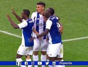 Amigáveis de clubes: Guadalajara 2 - 2 FC Porto (2017-2018)